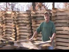 This is our first video feature in a series of instructional videos to assist you in making a transition to a simple, frugal lifestyle. This video feature focuses on re-claiming wooden specialty pallets for low cost/no cost projects around your property.