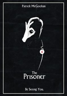 'The Prisoner' poster by Colin Newman starring Patrick McGoohan. I still like Secret Agent Man better - for the sound track if nothing else Science Fiction, Cinema Video, Herbert Lom, Service Secret, Favorite Tv Shows, My Favorite Things, Minimal Movie Posters, Film Posters, Thing 1