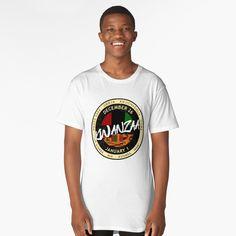 Kwanzaa Cultural Celebration Long T-Shirt Front
