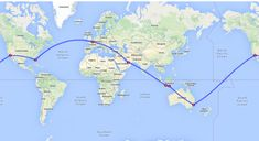 RTW Around the World