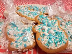 Easy Holiday Cookie Ideas
