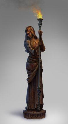 medieval torch - Поиск в Google