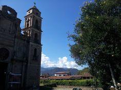 Santa María...