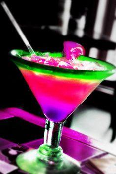 bebida en colores