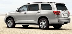 The 2020 Toyota Sequoia is a full-size 7 or 8 seater SUV with capability, with a spacious interior & impressive towing capacity. Toyota Canada, Toyota 2016, Toyota Dealership, Lexus Cars, Toronto, Vehicles, 4x4, Gallery, Cars