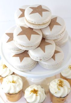Little Star Macaroons