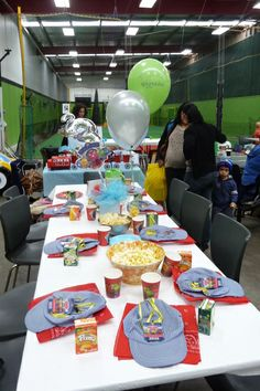 Chuggington Birthday Party Ideas | Photo 1 of 55 | Catch My Party