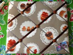 Memoboard - Cupcakes