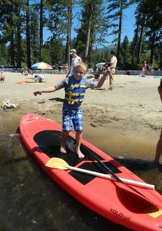 5 things to do with kids at Northstar-at-Tahoe in summer!