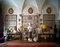 Massimo Listri Carves out a Singular Home in Florence — 1stdibs Introspective