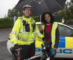 Greater Manchester Police's PCSO Gareth Walker appeared on this morning's (29 June 2017) Crimewatch Roadshow, which was filmed at the Museum of Transport in Cheetham Hill. Gareth talked to presenter Michelle Ackerley about the Force's Close Pass initiative and the on-line reporting of traffic offences. www.gmp.police.uk