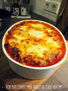 Lasagne 2.0 - Ich bin dann mal kurz in der Küche