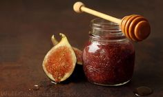 Honey'd Fig Preserves – capturing summer | Will Cook For Friends