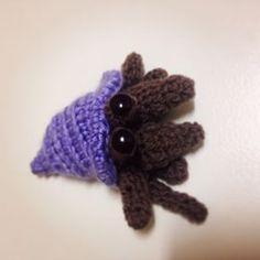 For the Summer. Easy Crochet Animals, Crochet Toys, Knit Crochet, Crab Art, Play Sets, Ocean Creatures, Animal 2, Tat, Butterflies