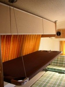 How to add a bunkbed to a trailer