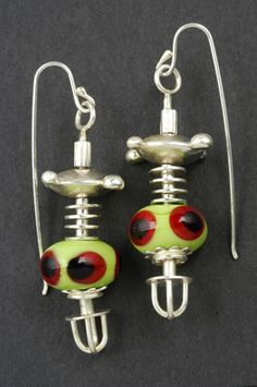 Jetsons Earrings01