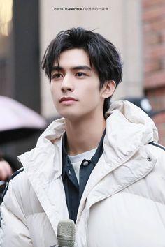 Hair men style boyfriends 67 ideas for 2019 Pelo Ulzzang, Korean Men Hairstyle, Song Wei Long, Cute Korean Boys, Asian Actors, Male Face, Haircuts For Men, Handsome Boys, How To Look Better