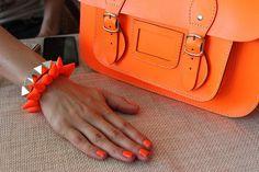 elodierussell - neon orange