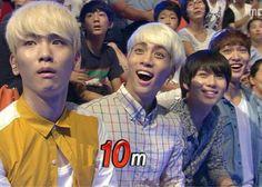 Jonghyun DERP and look at Key haha