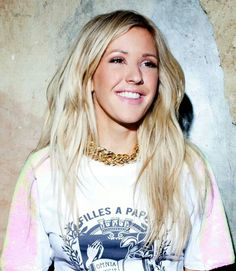 Ellie Goulding | One of the most sincere and warm women in the music industry.