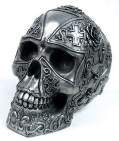 Templar skull @phillypits81 thought you'd like this!