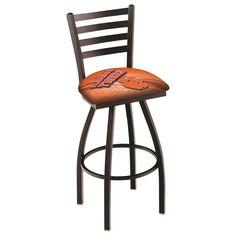 Clemson Tigers D2 Ladder Back Bar Stool - Visit SportsFansPlus.com for more details!