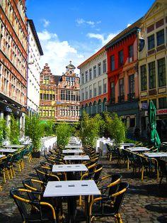 Ghent ~ Belgium