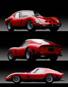 """specialcar: """" Ferrari 250 GTO """""""