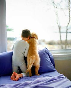 A Boy & His Doggie