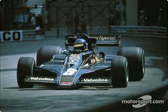 Ronnie Peterson, Lotus 78 Ford, Monaco, 1978