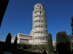 Fabrizio Rozzi Blog: [Landscape made in Italy]: Leaning Tower of Pisa