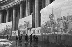 This week in the War, 8--14 September 1941: The siege of Leningrad