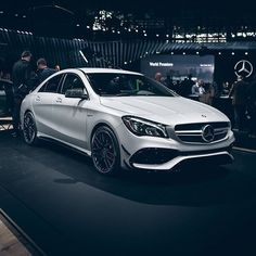 #AMGMercedesFans — What Do You Think Of The Brand New CLA45 AMG ?! ...
