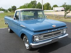 1962 Ford Truck - Google Search