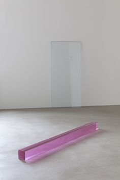 Ann Veronica Janssens at Esther Schipper
