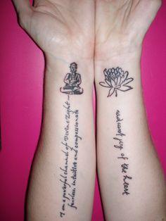 lokah samastah sukhino bhavantu tattoos - Google Search