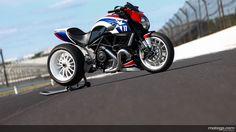 Ducati Diavel, Ben Spies special