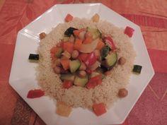 RECIPAY.COM - Couscous vegetalien