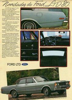 1980 Ford LTD - Brasil
