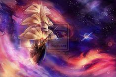 TreasurePlanet by AkiMao.deviantart.com