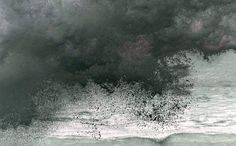 Abstract: Ink Spills From Sullen Cloud by russell.tomlin, via Flickr