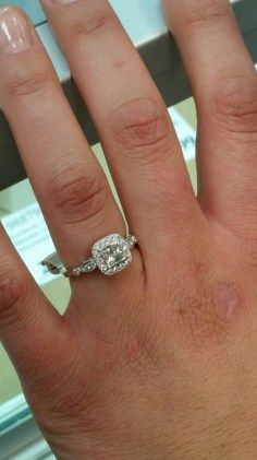 Costco Diamond Engagement Rings You Have Been Dating The Person Of Your Dreams For Quite Lovely Engagement Ring Costco Engagement Rings Engagement Ring Types