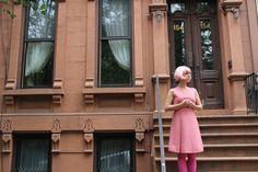 Una parrucca rosa per entrare nel mondo di Francesca Tilio - ziguline