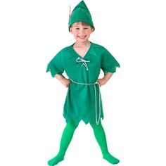 Our toddler Peter Pan outfit is perfect for any child who loves hearing about…