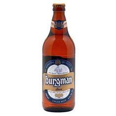 Cerveja Brasileira Light Lager Burgman Lager 600ml