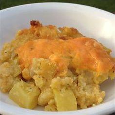 Nana's Squash Casserole - Allrecipes.com