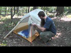 Big Agnes Fly Creek UL1 Backpacking Tent - YouTube