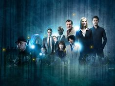 """Relaxing by """"photoshopping"""" this personal-fan-art-photoillustration-work  #Fringe"""