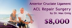 ACL Advanced Anterior Cruciate Ligament Repair in Mexico by Dr Max Greig Anterior Cruciate Ligament, Heart Care, Acl, Cardiovascular Health, Surgery, Health Tips, Improve Yourself, Tourism, Mexico