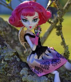 Sweet 1600 C.A. Cupid Monster High Dolls